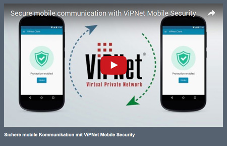 ViPNet Mobile Security Video